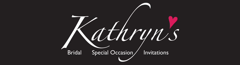 Kathryn's Bridal Blog