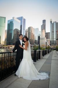 Karoline & Nathan's Skyline Wedding!