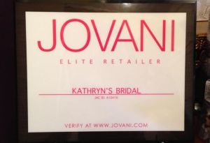 Jovani sign