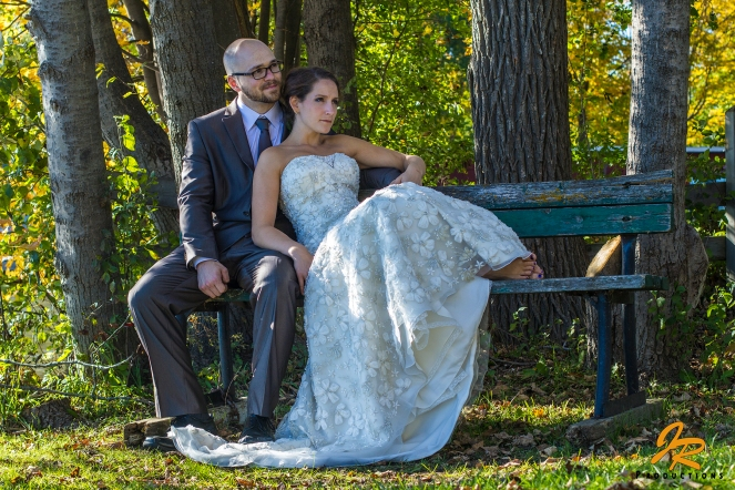 The Bridal Bench