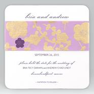 Checkerboard violette