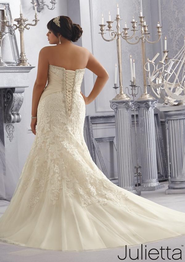 Mori Lee\'s Curvy Designs – Kathryn\'s Bridal Blog