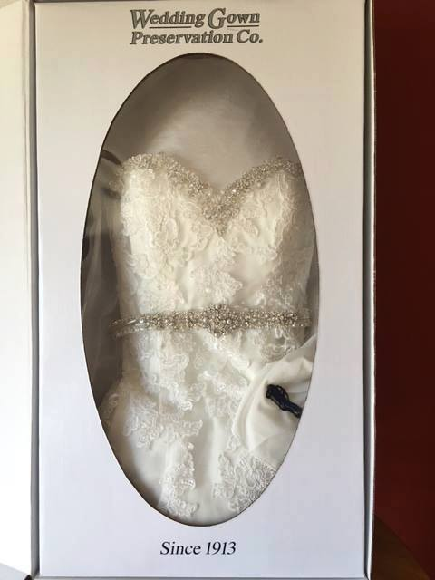 Clean & Preserve your Gown Now! – THE BLOG