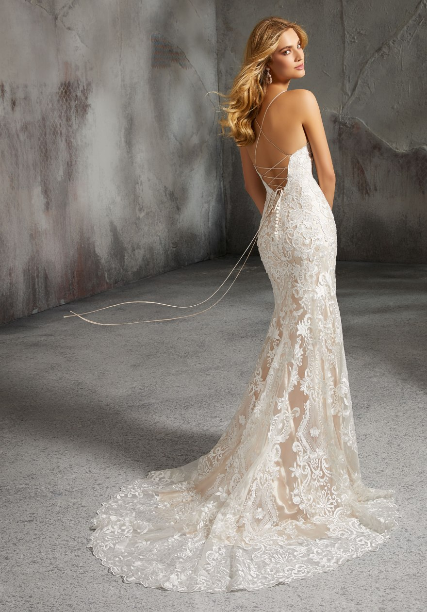 8285-0276 Laura back corset